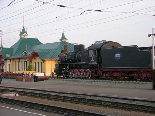 Никель, станция юужд (ж/д вокзал)
